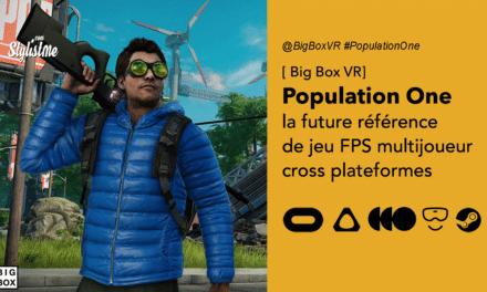 Population One VR le FPS le plus original sur Oculus, Vive, Valve et Windows MR
