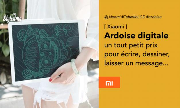 Xiaomi Mijia ardoise numérique écran LCD à tout petit prix