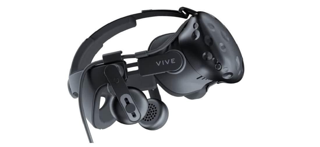 Accessoire HTC Vive Delux Audio Strap