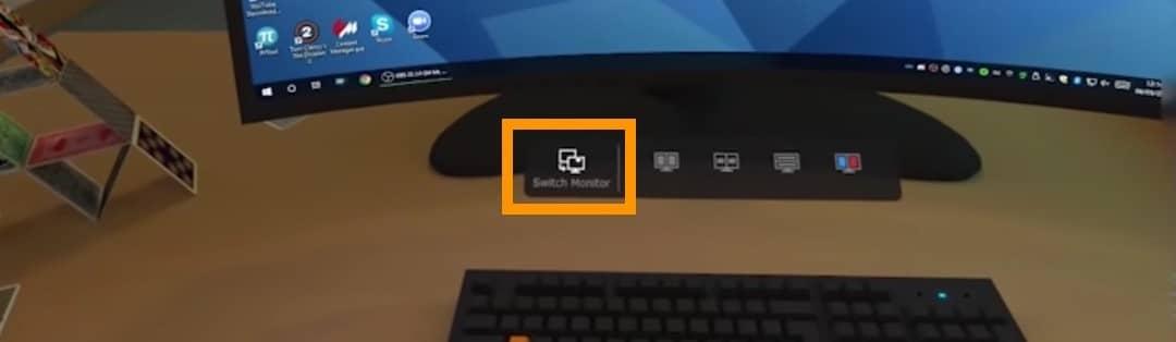 Virtual Desktop PC multi écran