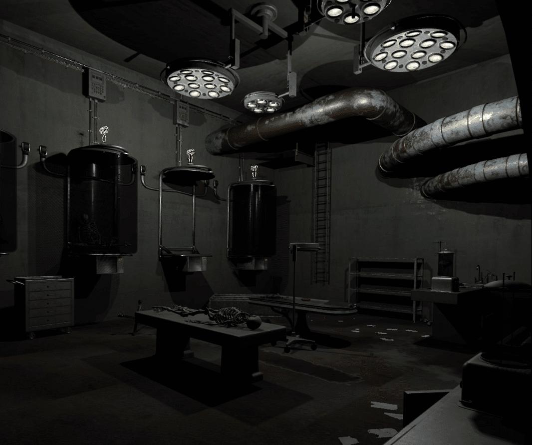 Agent of Chernobyl VR jeu aventure exploration