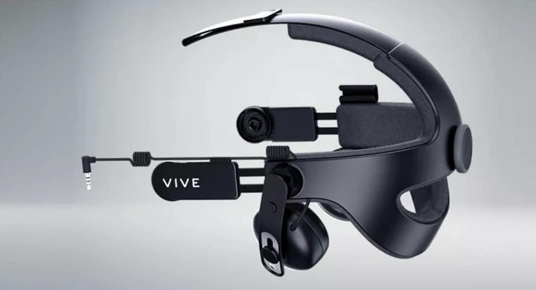 casque audio Vive adapté sur Oculus QUest