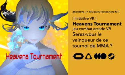Heavens Tournamentavis du combat mode Street Fighter en réalité virtuelle