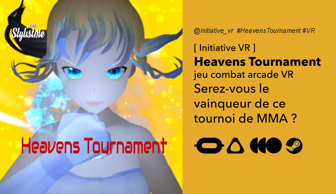 Heavens Tournament avis du combat mode Street Fighter en réalité virtuelle