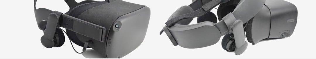 JBL OR300 installation sur Oculus Quest ou Rift S
