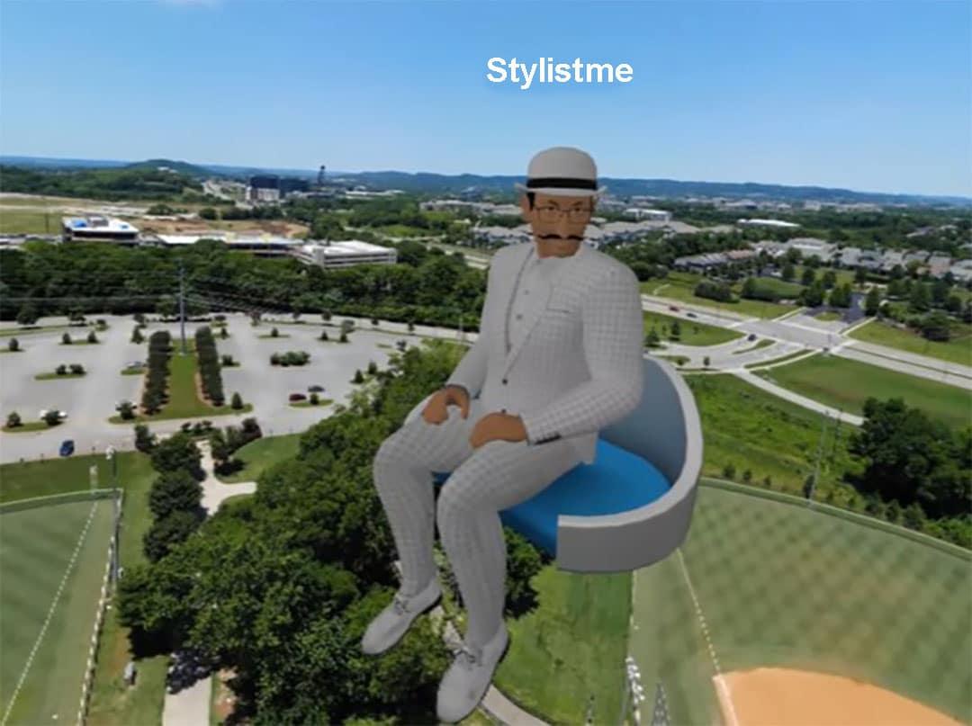 Mavic app Oculus VR