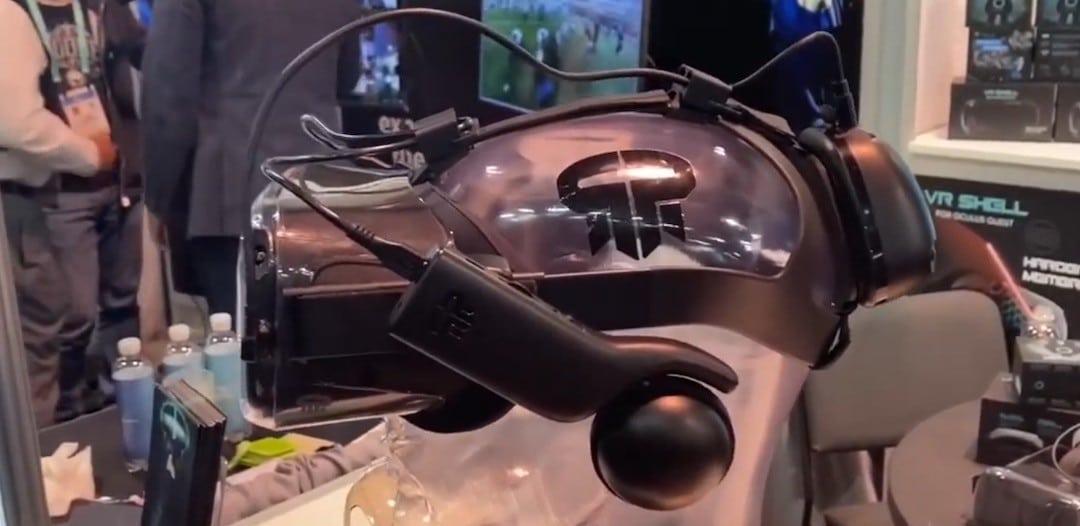 VR Ears casque audio spécial pour casque VR