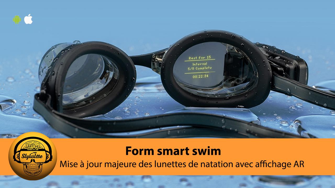 FORM Smart Swim avis test