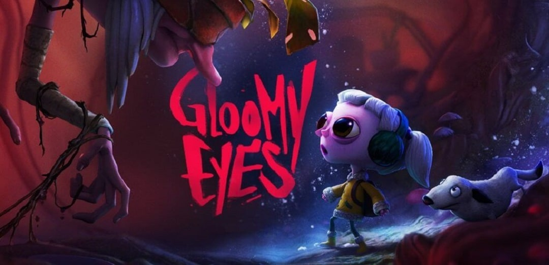Gloomy Eyes VR hand tracking Oculus Quest