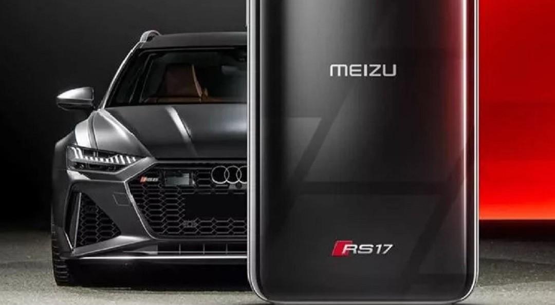 Meizu 17 série spéciale Audi RS 17