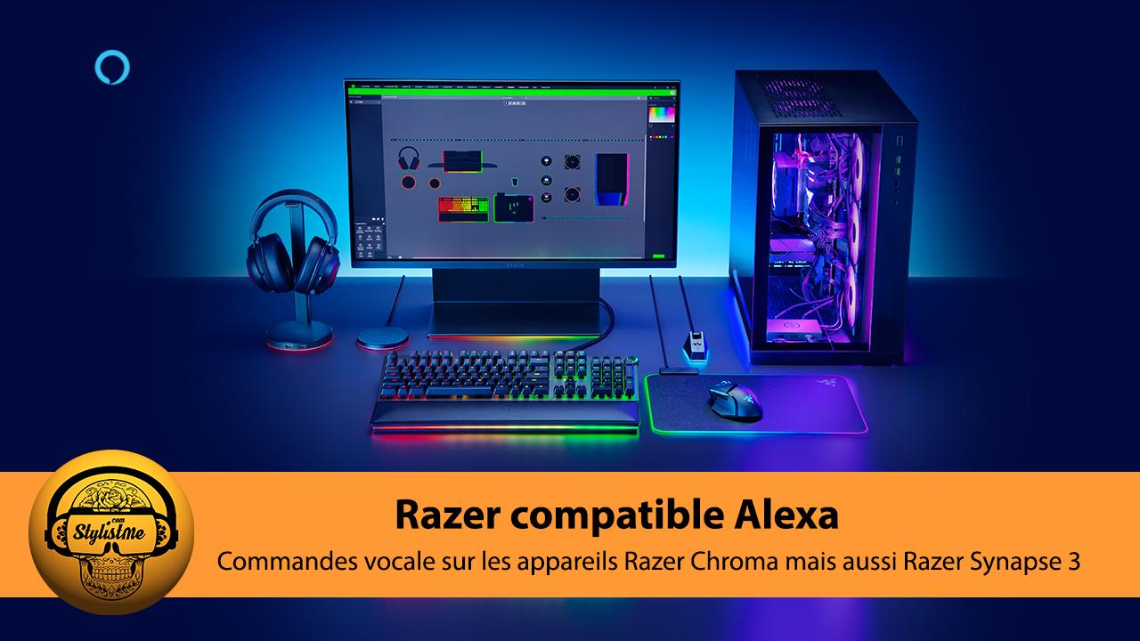 Razer compatible Alexa