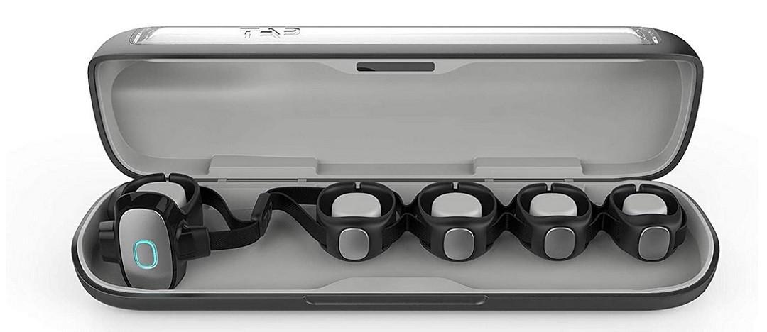 Tap Strap 2 design et fonctionnalites