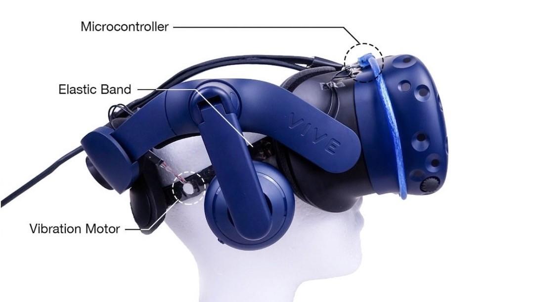 mal des transports réalité virtuelle solutions
