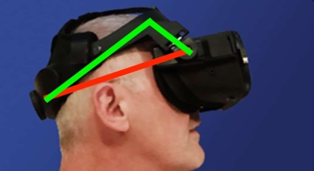 Eyglo strap Oculus Quest