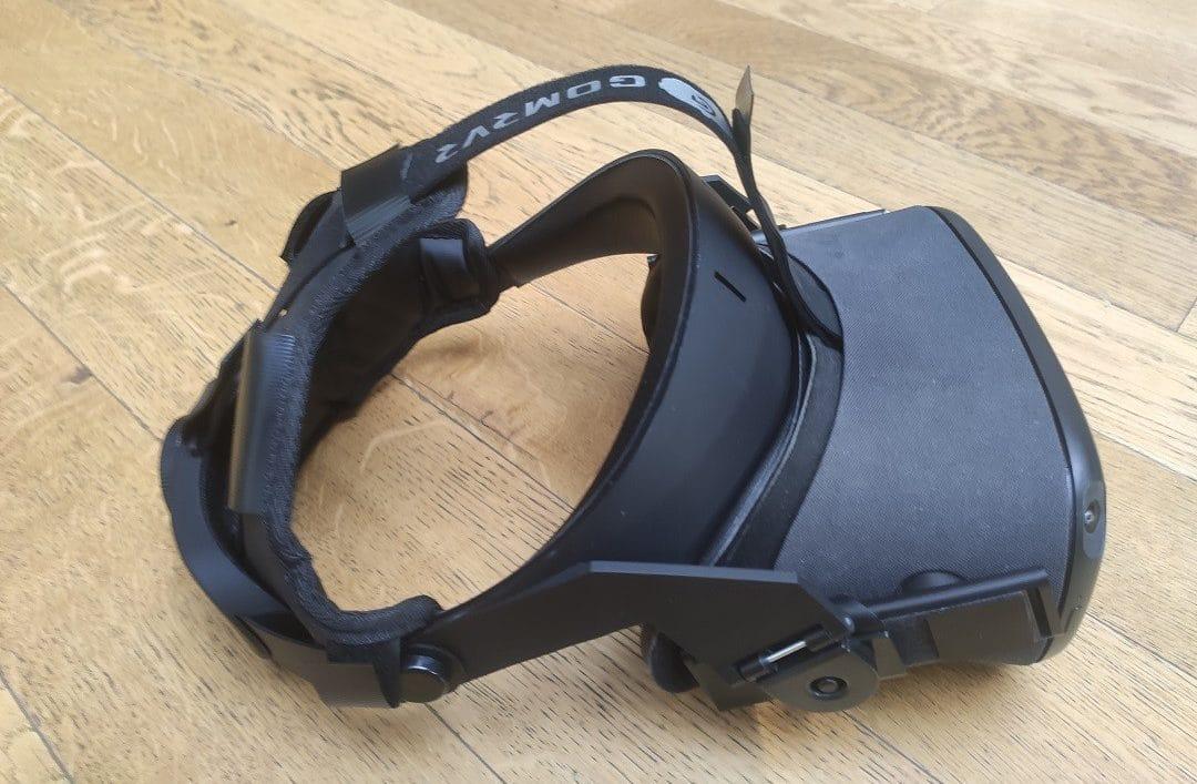 Frankenquest VRGOOD GOMVR mousse Oculus Quest