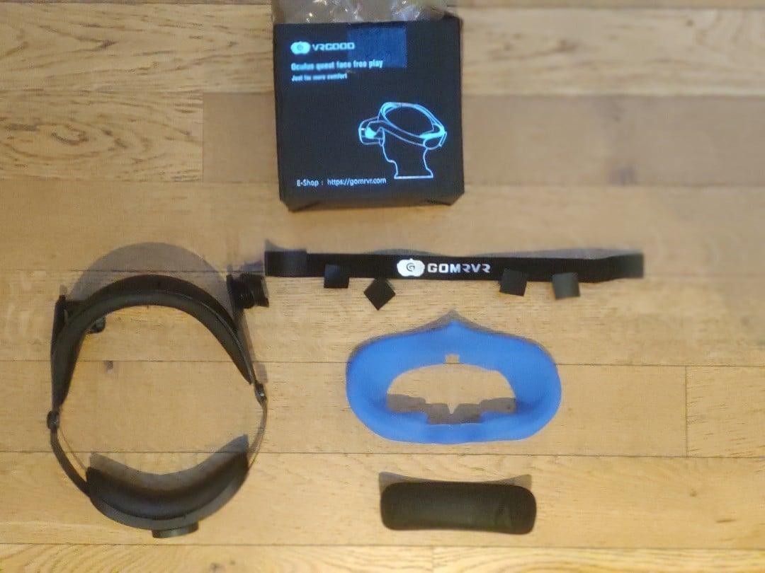 VRGOOD de GOMRVR kit confot oculus Quest