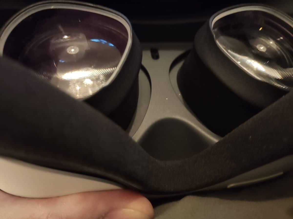 lentilles correctrices Oculus Quest 2