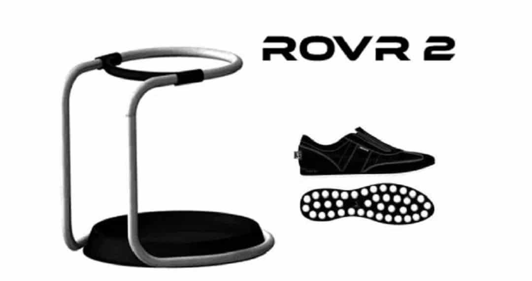 rovr 2 Wizdish treadmill VR