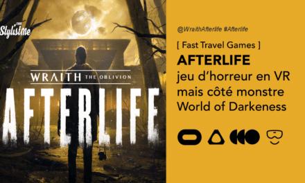 Wraith The Oblivion Afterlife jeu d'horreur en réalité virtuelle côté monstre