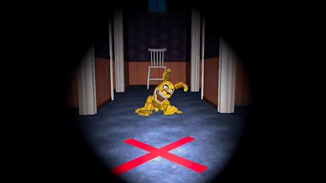 Avis Five Nights At Freddy's VR Graphisme