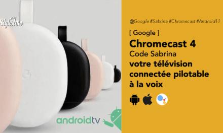 Chromecast Google Tv la meilleure clé pour une télé connectée