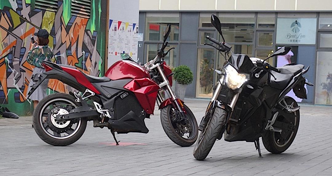 Guide achat motos électriques les catégories