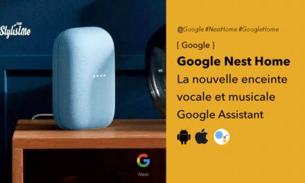 Google Nest Audio : les atouts de la nouvelle enceinte vocale de Google