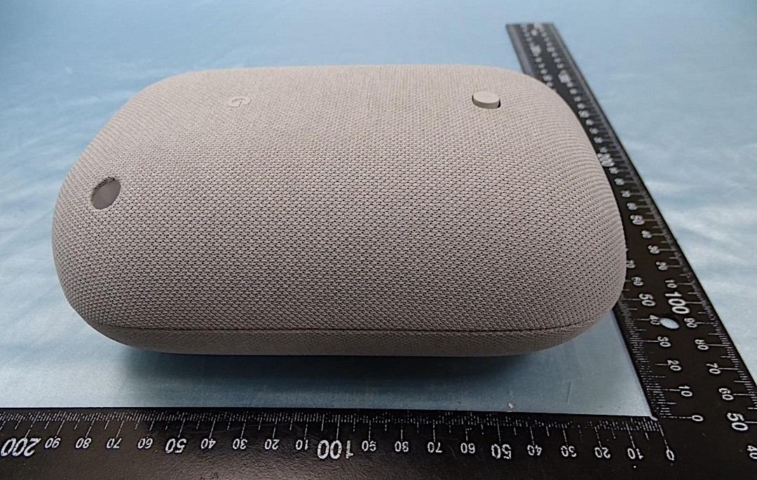 Google Nest Home qualité audio dimension