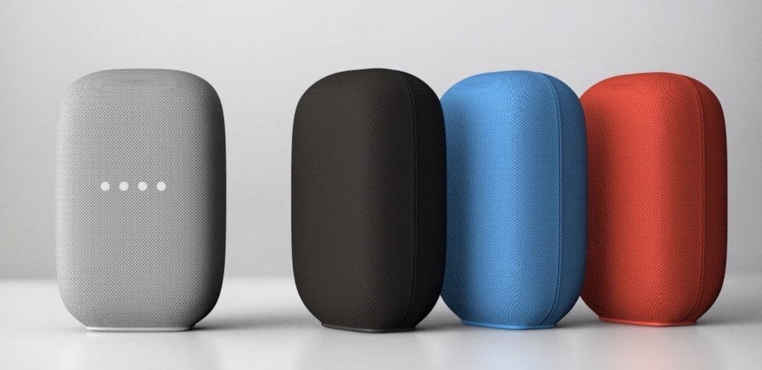 Nest Home Hub 2020 design