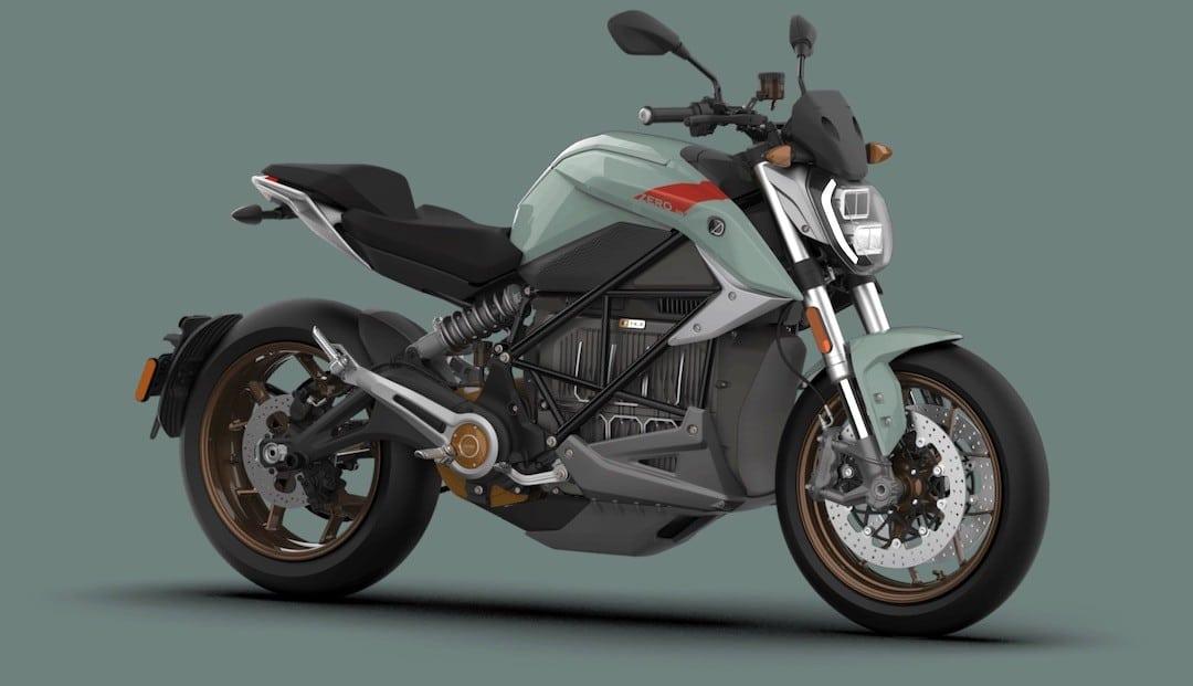 Zero SR F meilleure moto electrique