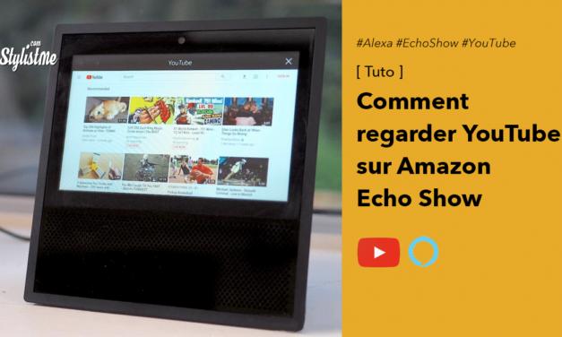 Comment regarder YouTube sur Amazon Echo Show