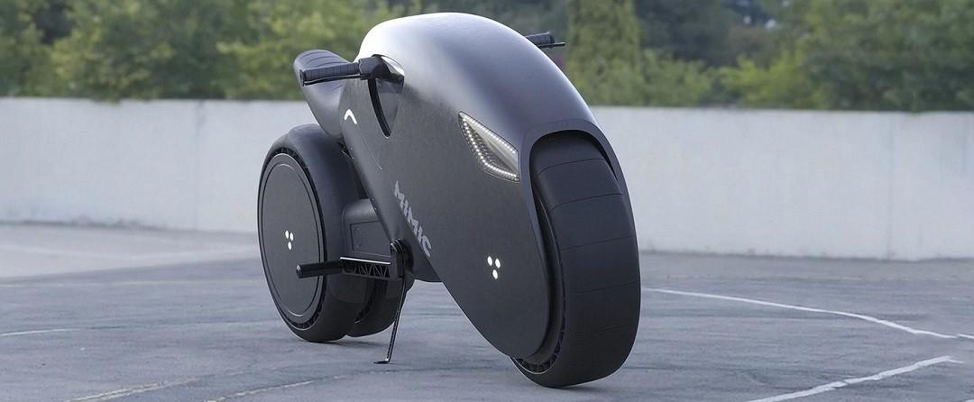 moto électrique concept design Mimic