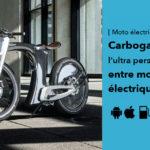 Carbogatto H7 la mobylette électrique grand confort et ultra luxe