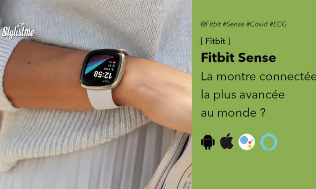Fitbit Sense avis test : la montre connectée la plus avancée au monde ?