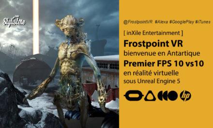 Frostpoint VR Proving Grounds : FPS glacial multijoueur 10v10