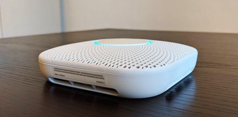 Google Nest Protect détecteur fumée connecté