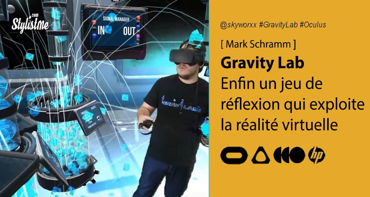 Gravity Lab : le jeu de réflexion original 3D VR maintenant sur Oculus Quest