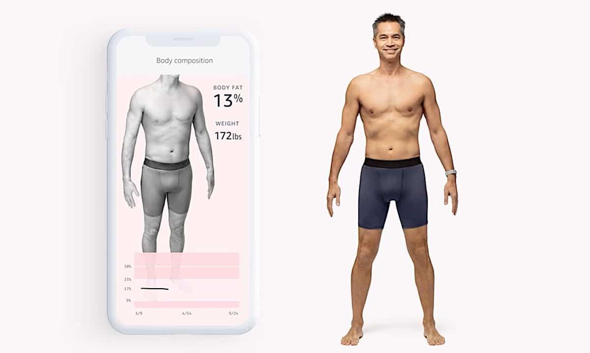 Innovation Amazon Halo analyse masse graisseuse