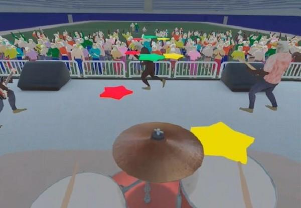 Jeux gratuits Oculus Quest Hit the stars