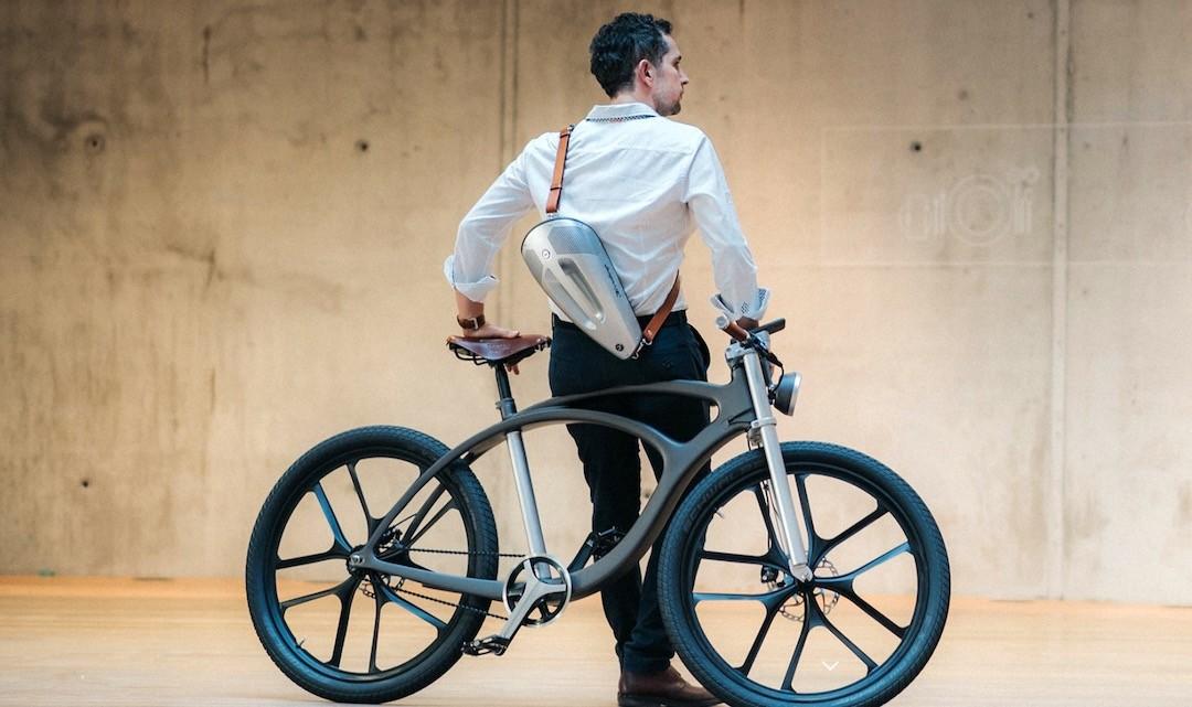 Noordung Boombox enceinte vélo électrique