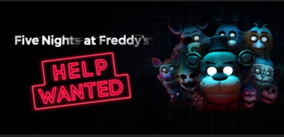 Nouveauté Oculus Quest Five Nights at Freddy s