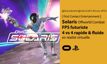 Solaris Offworld Combat : FPS futuriste multijoueur Oculus Quest