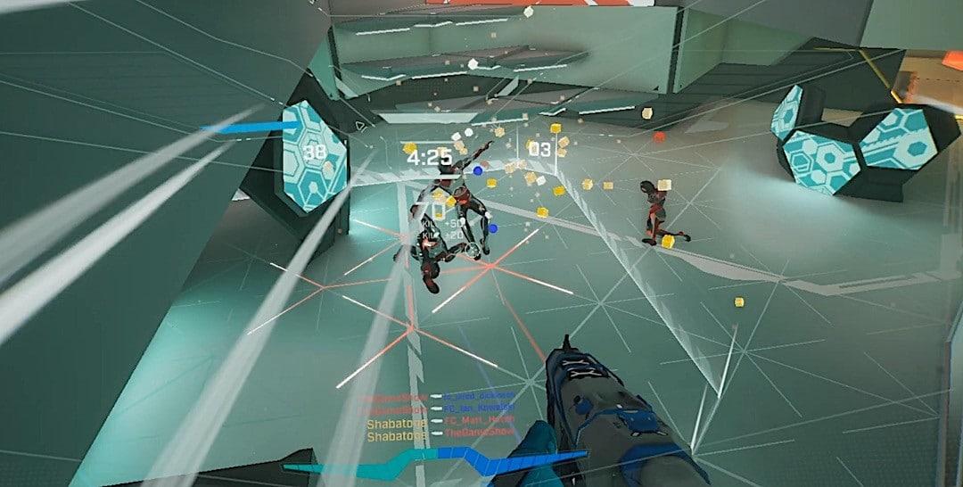 Solaris Offworld Combat sortie oculus août 2020