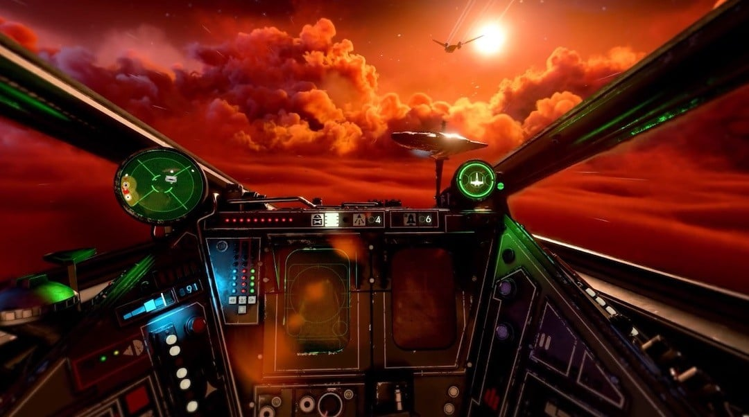 Star Wars Squadrons mode de jeu solo multijoueur