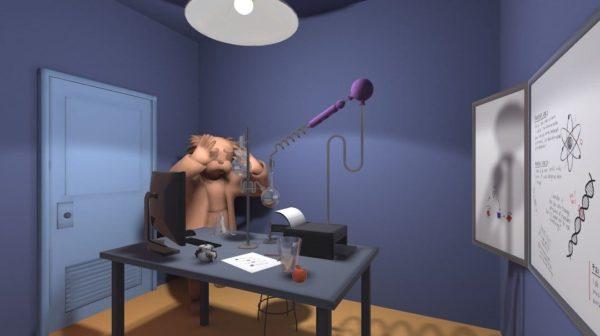 The Mixed Up escape game gratuit oculus Quest