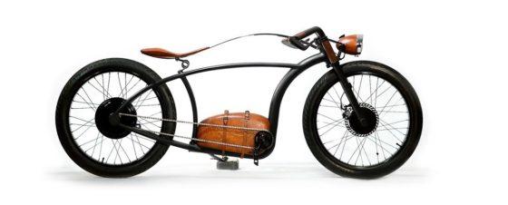 Avionics VM moto électrique sans permis