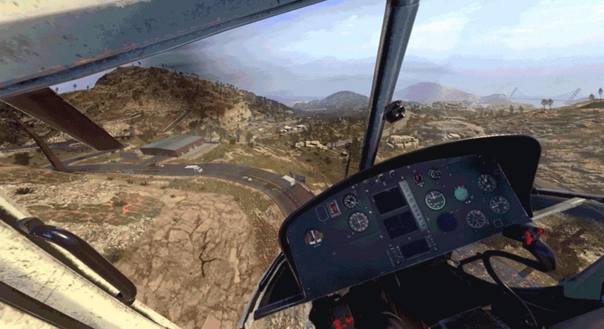 Drive By jeu VR combat véhicule pilotage