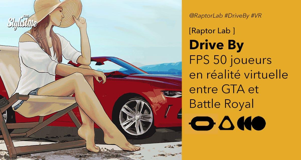 Drive By entre GTA et Battle Royale multijoueur en VR