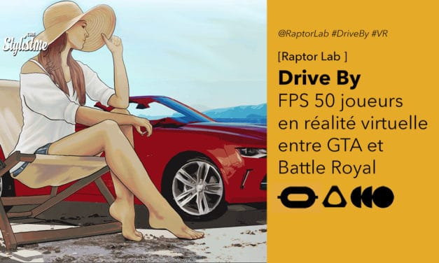 Drive By entre GTA et Battle Royale multijoueur en VR
