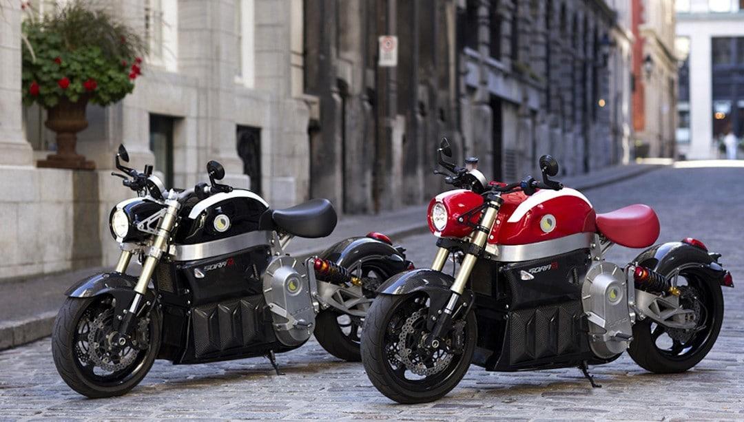 Lito SoraG2 moto électrique